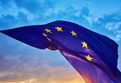 What is Europe doing to promote e-Invoicing?